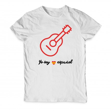 Camiseta Guitarra